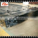 Black steel ms square pipe/Hollow section steel ms square pipe/Weight ms square pipe price