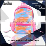 2015 new products backpack childrens fabric bags school backpack