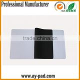 AY Customized Advertising Logo Mouse Pad Material Roll, Blank white rubber sublimation Products