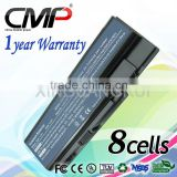 Rechargeable Battery pack for laptops replacement for ACER Aspire 5310 5315 5710 AS07B31 Battery 8cells