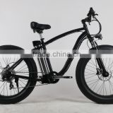 48V 500W lithium battery electric fat snow cruiser ebikes