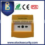 Press switch emergency panic button for fire door ,exit door