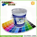 Guide for how to make Pantone color with Caison pigment paste(15-1147--15-1611)