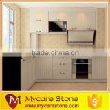 Home decoration good looking cheap oak kitchen cabinet