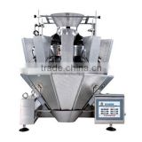 Factory price 10 Heads Electronic Food Weighing scale, Automatic Combination Multihead Weigher