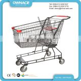Australian Style Shopping Trolley Supermarket For Sale