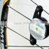 High Quality Cycling Bike Bicycle Light-controlled Wheel Spoke LED Light lamp Safty Riding Light