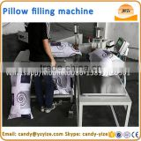 Pillow filling machine for stuffing pillow / pillow stuffing machine / cotton fiber opening machine