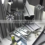 Aluminum Profiles For Exhibition Booth Stand, Square Maxma Profiles For Display And Advertising