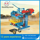 Earth Brick Machine, Online Selling Durable Customize Semi-Automatic Block Forming Machine