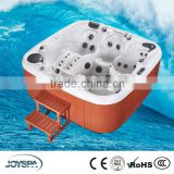 New Design Hot Sale Low Price Outdoor Spa Hot Tubs for Family Use JY8811