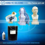tin catalized silicones for human statue moulds making