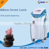 Apolomed Diode laser skin rejuvenation machine 755 alexandrite mini diode laser hair removal