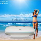 Healthy skin color shower infrared tanning lamp bed