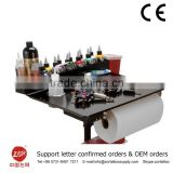 Portable Travel Desk Tray,Tattoo Furniture,portable professional semi permanent makeup working table