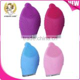 Rechargeable Silicone Facial Cleansing Brush Face Brush Cleanser Electric Massage Machines