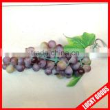 wholesale purple grape like real artificial fruit flavorfor decoration