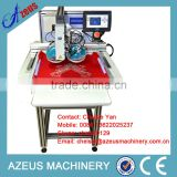 Mini automatic ultrosonic rhinestone setting machine