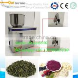 Quantitative weighing and filling machine for tea leaves, herbs, grains, wolfberry, MSG, spices