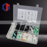 Auto Body Retainer Fastener Clip Assortment