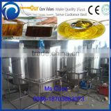 edible oil refinery plant /crude oil refinery machine manufacturer newest oil refinery equipment