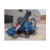 Inquiry about High Efficiency Jet Grouting Drilling Equipment , Micro Piling Machine