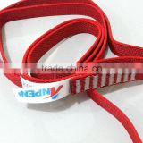 Climbing Nylon/Polyester Round Fixed Sling with various length for anchor connection rescue