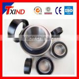 spherical surface pillow block bearing p204 with set-screw clocking