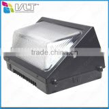 WP-A060 shenzhen factory 60w outdoor aluminum LED wall pack lighting with ETL DLC listed