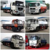 Professional Factory Supply 30000Liters Water Sprinkling tank truck 6x4 Watering Tanker Truck LHD or RHD Water Bowser
