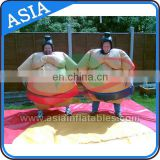 Inflatable Game Sumo Mat/ Customized Sumo Wrestling Suits Wrestling Mats For Kids and Adults