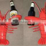 Inflatable advertising promotional lobster