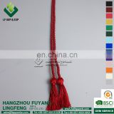 Single Color Graduation Honor Cord (Red)