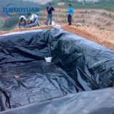 Aquaculture used hdpe pond liner philippines for shrimp farming