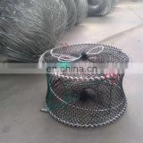 Factory Competitivce Price Crab Trap Folded Spring Crab Trap Shrimp Pot Fishing Cage