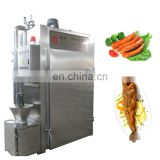 2018 Hot selling food fumigation equipment/smoking machine for fish chicken duck sausage