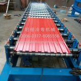 YC Metal Sheet Rolling Door Roll Forming Machine
