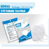 10pcs pack protective face mask 5 ply KN95 mask