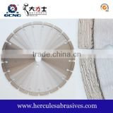Wholesale low price high quality Custom Granite Diamond Circular Saw Blade For Asphalt Cutting