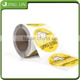 Custom round glossy labels,printing glossy labels for products                                                                         Quality Choice
