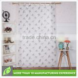 High quality Cheap price Luxury polyester print curtain fabric in china