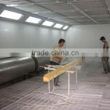 Furniture spray painting booth (line) with CE approved