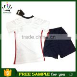 New Style trustworthy supplier france national team home soccer jersey for kids football shirt jerseys for Children