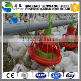 steel structure poultry house and poultry farming                                                                         Quality Choice
