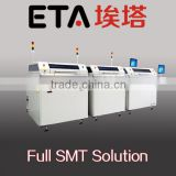 CE Certification SMT Reflow Oven / Wave Soldering machine for LED , IC , PCB ,