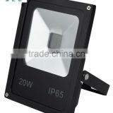 black body driver inside 20w outdoor flood light