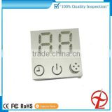 led module grey face led display for air condition