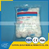 absorbent surgical medical cotton ball/surgical cotton /alcohol swab cotton ball/cotton factory