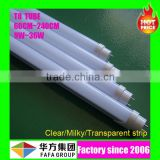 SMD2835 1200mm led light diffusing plastic tube