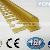 HOT! aluminium profile for ceramic tile corner trim/aluminum stair nosing/aluminum stair edge trim